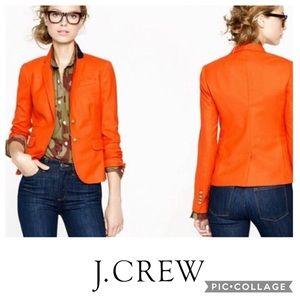 J. Crew Schoolboy Wool Blazer, 6